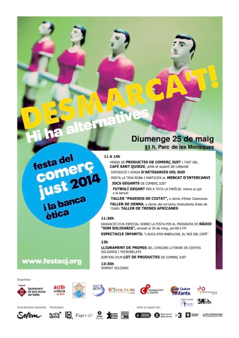Cartell programa FCJBE
