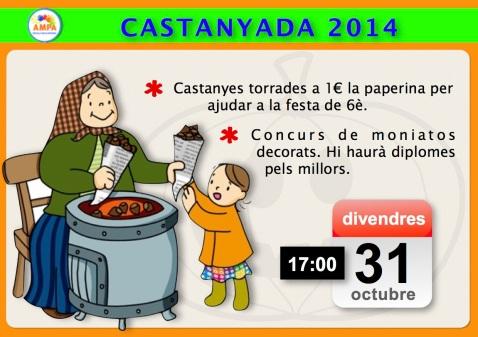 Castanyada 2014