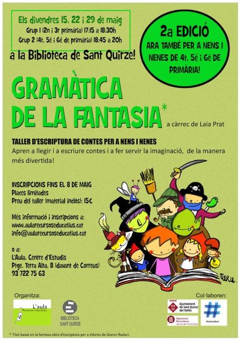 gramàtica fantasia 2a edició