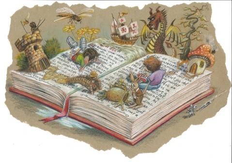 Ilust Jordi Alba Hora del conte